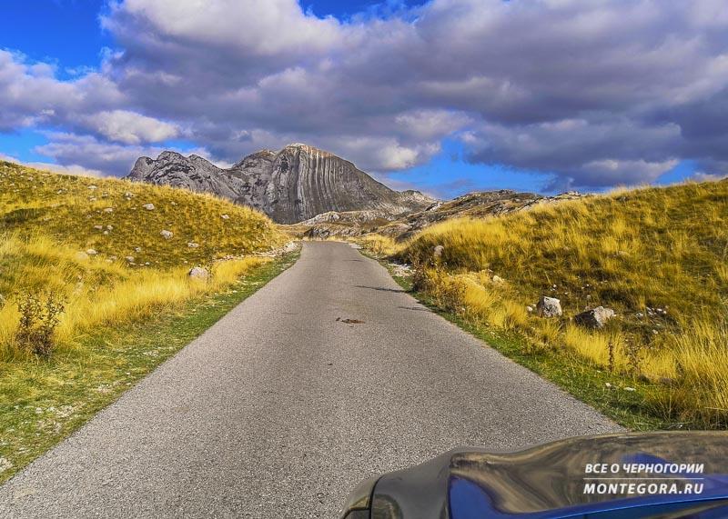 Куда и на чём поехать в Черногории