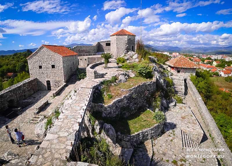 Главные архитектурные достопримечательности Черногории