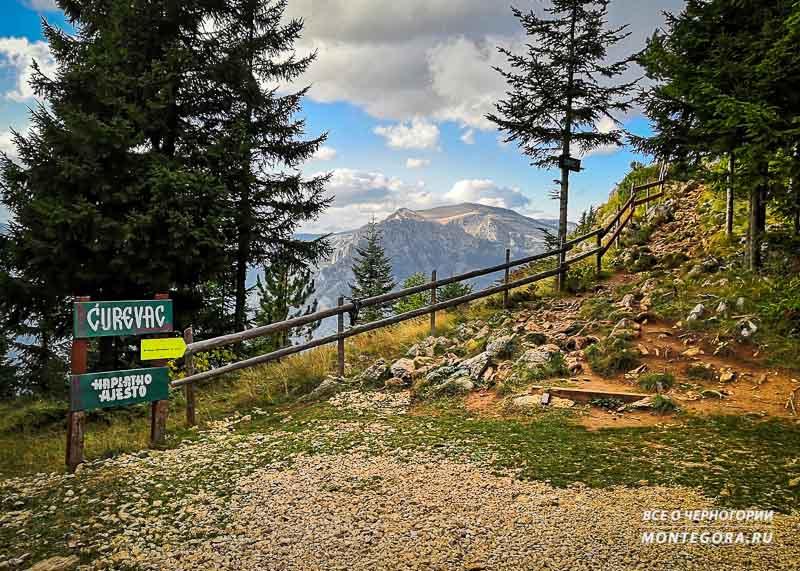 Черногорские панорамы и их природная красота