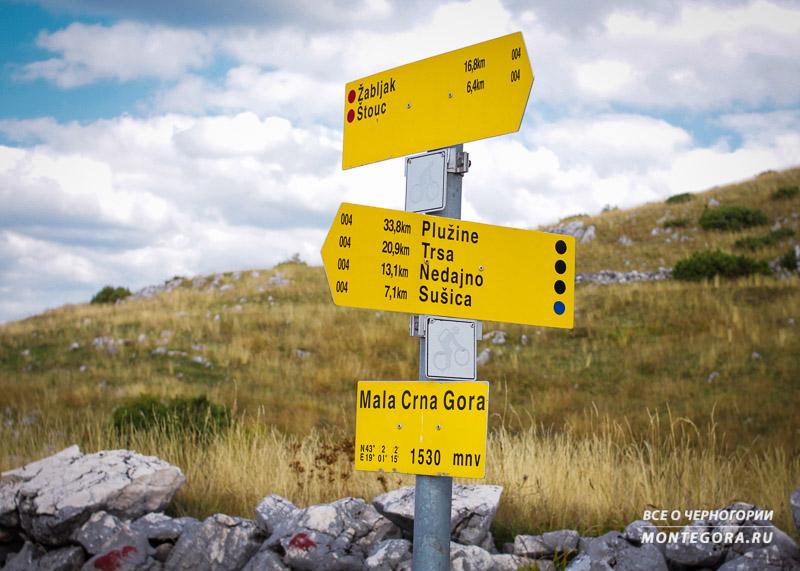 Как добраться до нужного места в Черногории