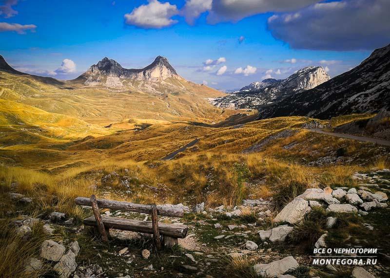 Космические панорамы в Черногории