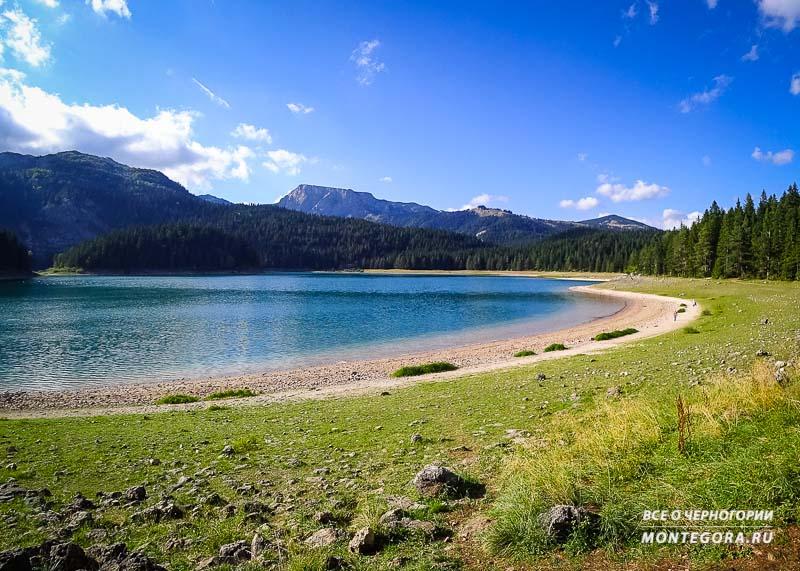 Места для впечатляющих фото в Черногории