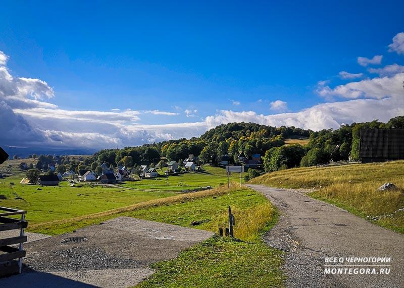 Самые красивые пейзажи Черногории