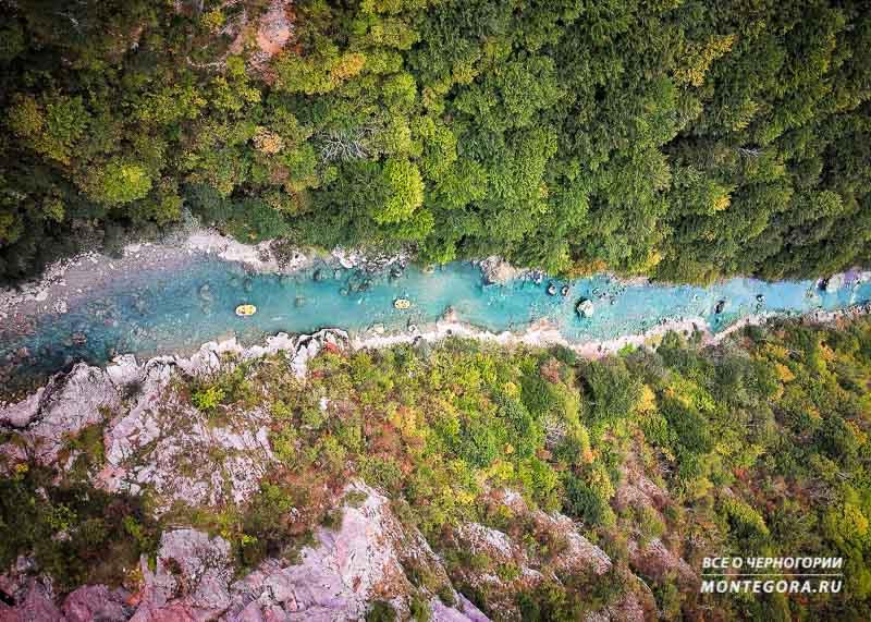 Самые живописные места в Черногории
