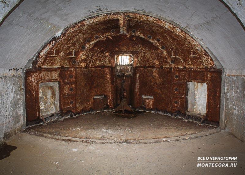 Крепость Врмац в годы войн