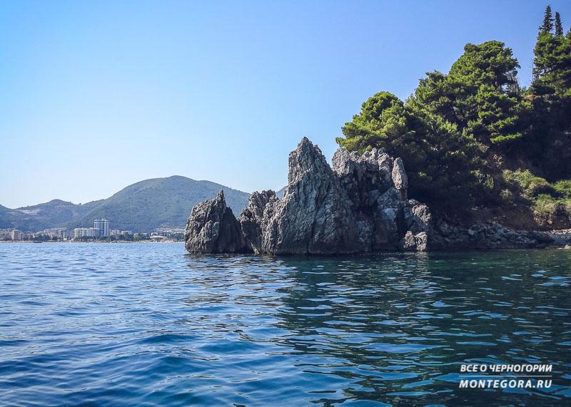 Красивые достопримечательности в Черногории