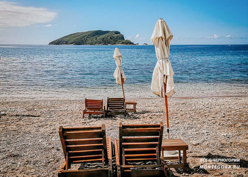 Черногорские пляжи и что они из себя представляют
