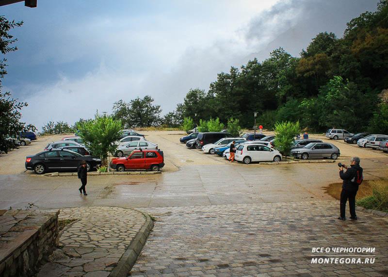 Как добраться до монастыря Острог в Черногории