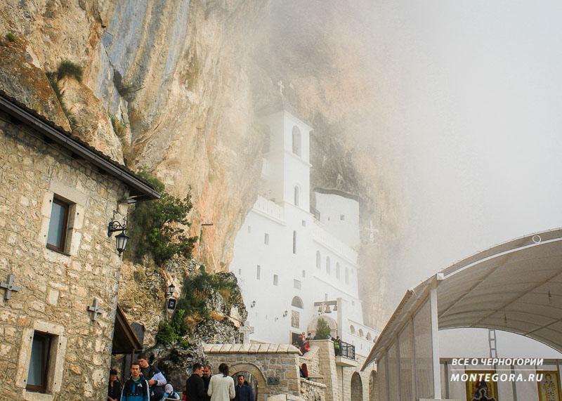 Черногорские святыни и какие стоит посетить
