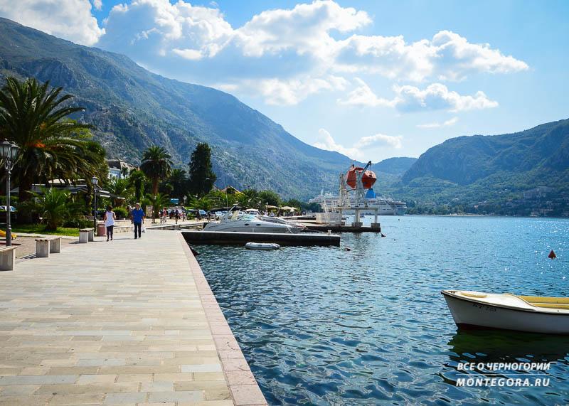 Топ Черногорских курортов с морем