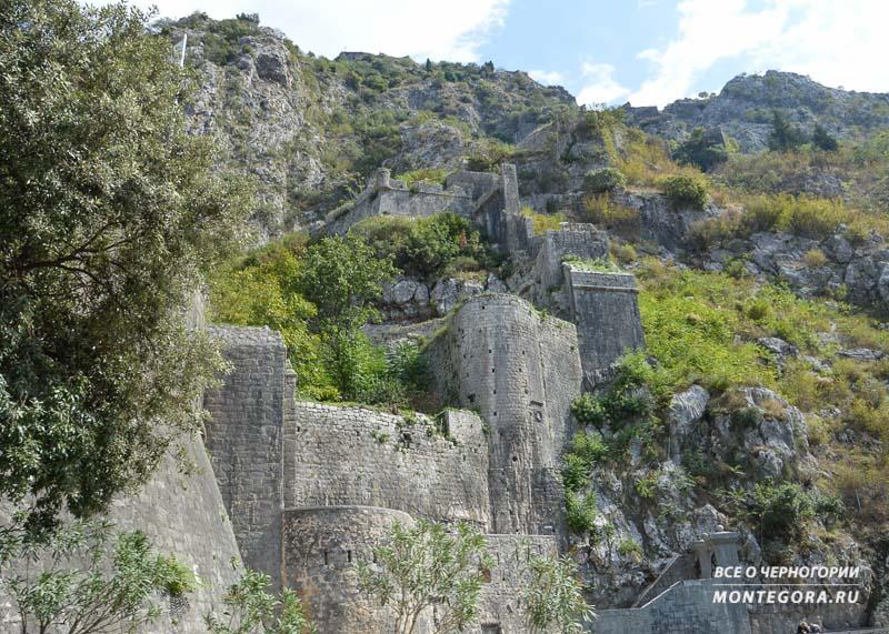 Топ великих Черногорских мест в Которе