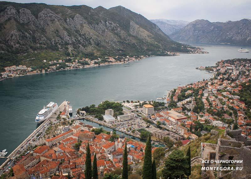 Топ панорам в Черногории