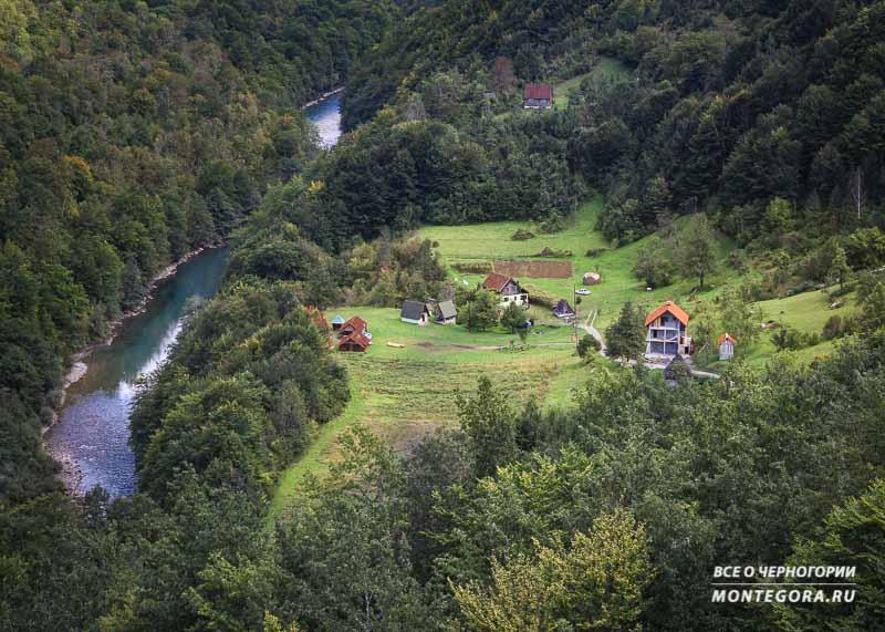 Топ самых сказочных мест в Черногории
