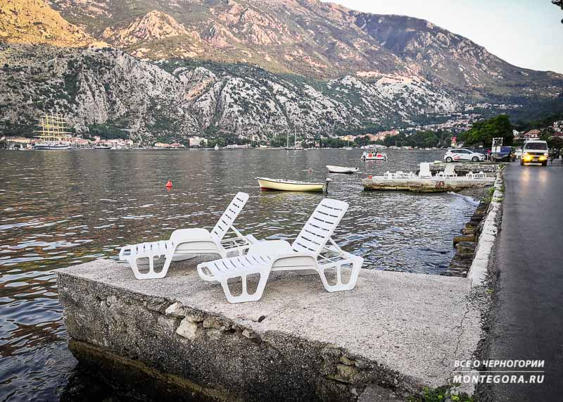 Которский отдых в Черногории