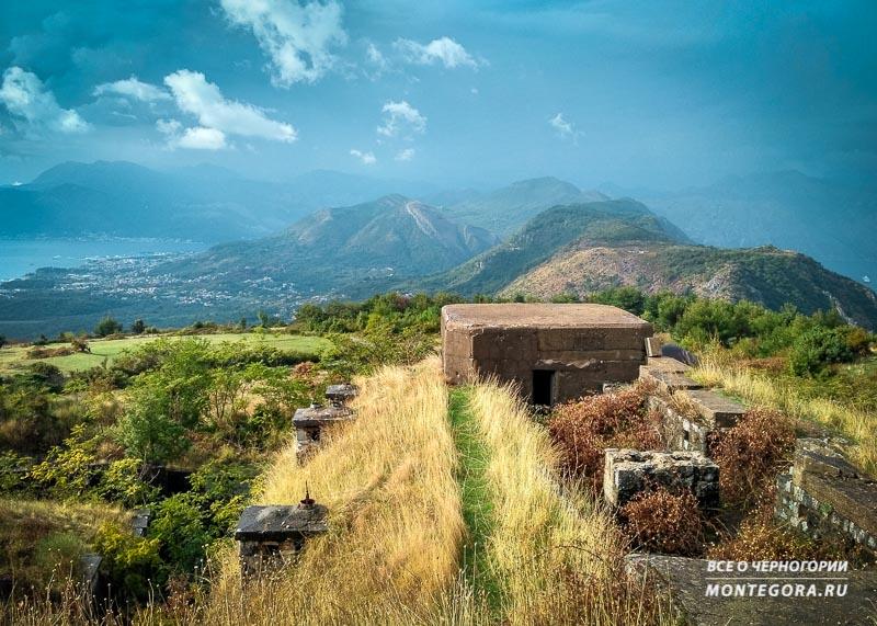 Лучшие виды в Черногории для написания картины