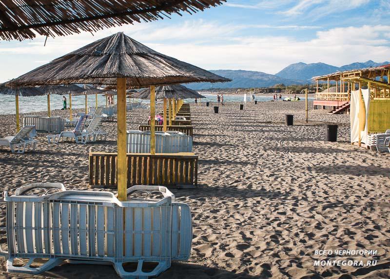 Черногорские пляжи и как они выглядят