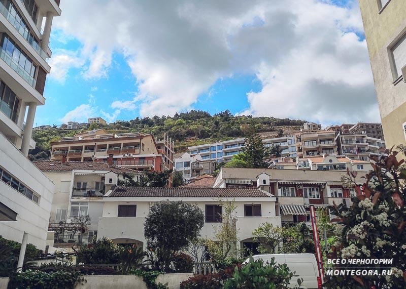 Апартаменты Госпостина в Черногории