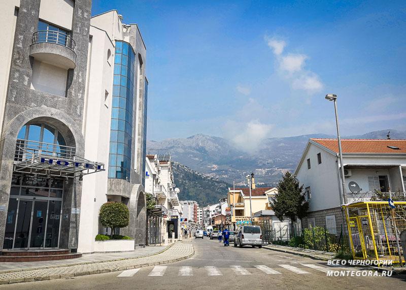 Черногорский жилой район