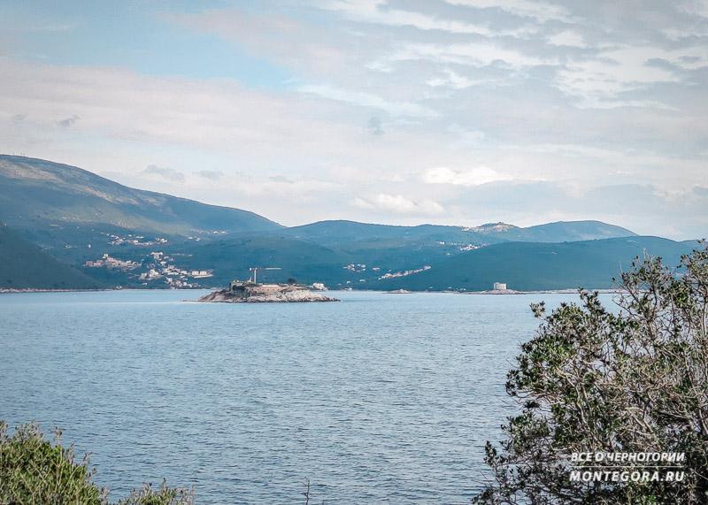 Эту фотографию я сделал, находясь в Черногории