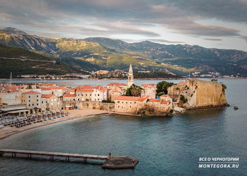 Дрон в Черногории: как получить разрешение на полеты